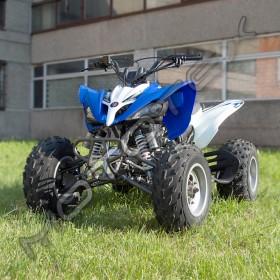 Keturratis PENTORA 250cc (balta/mėlyna)