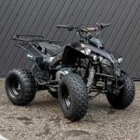 "Keturratis 8"" 125cc QWATV-02FR (juodas)"