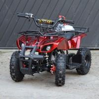 Keturratis QWATV-01DN 49cc (raudonas)