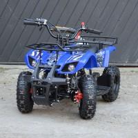 Keturratis QWATV-01DN 49cc (mėlynas)