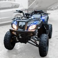 Keturratis ATV MDL 200AUG (mėlynas)