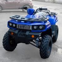 Keturratis ATV KD 200A-1 (mėlyna)