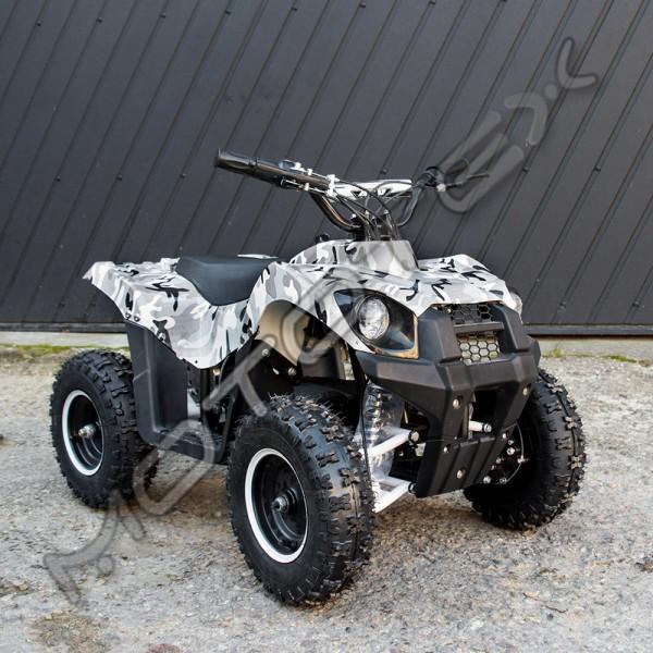 Keturratis elektrinis ATV-E800-2 (camo)