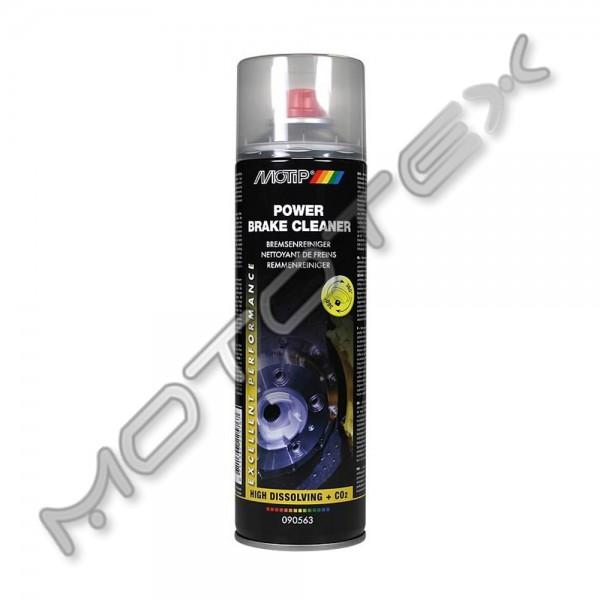 Stabdžių valiklis MOTIP aerozolinis 500 ml
