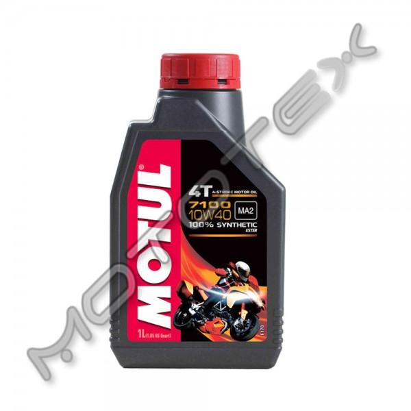 Alyva MOTUL 4T sintetinė 7100 10W-40 1l