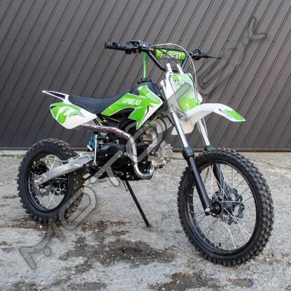 Motociklas motokrosinis DB125-3L