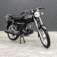 Mopedas OGAR 202 50cc (juodas)